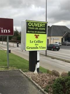 Affiche-papier-Le-Cellier-des-Grands-Vins-Valognes