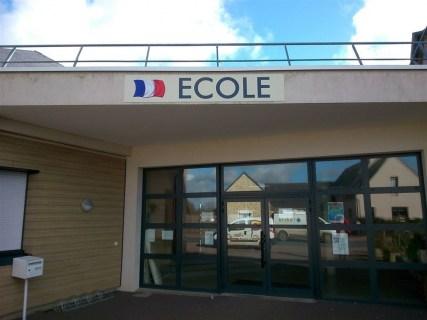 Enseigne-Alu-Bond-Ecole-Sainte-Marie-du-Mont