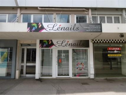 Enseignes-Vitrines-Lenails-Cherbourg