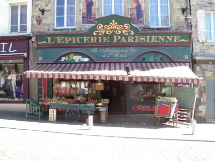 Marquage-adhesif-Epicerie-Parisienne-Bricquebec