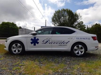 Davodet-Ambulances-Skoda-Superb-Octeville