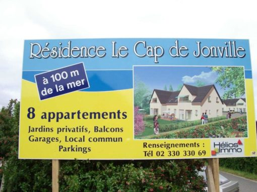 Enseigne Cap Jonville