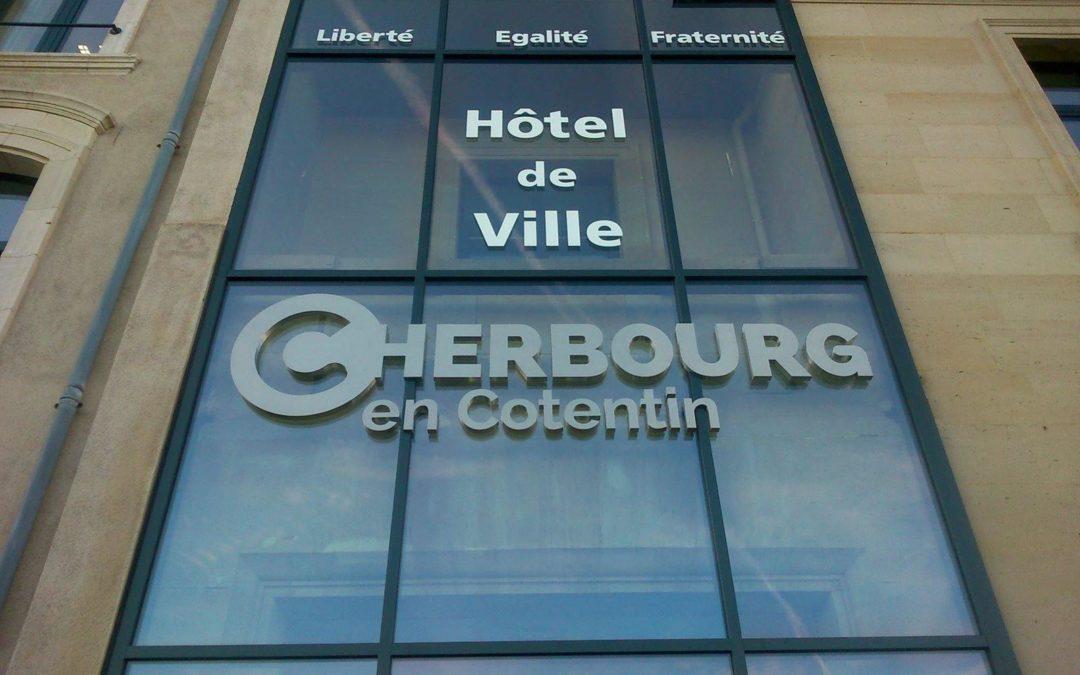 Hotel de ville Cherbourg en Cotentin